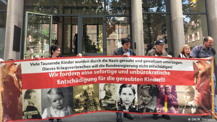 Deutsche Welle: Καμία αποζημίωση για το παιδομάζωμα των SS | tovima.gr