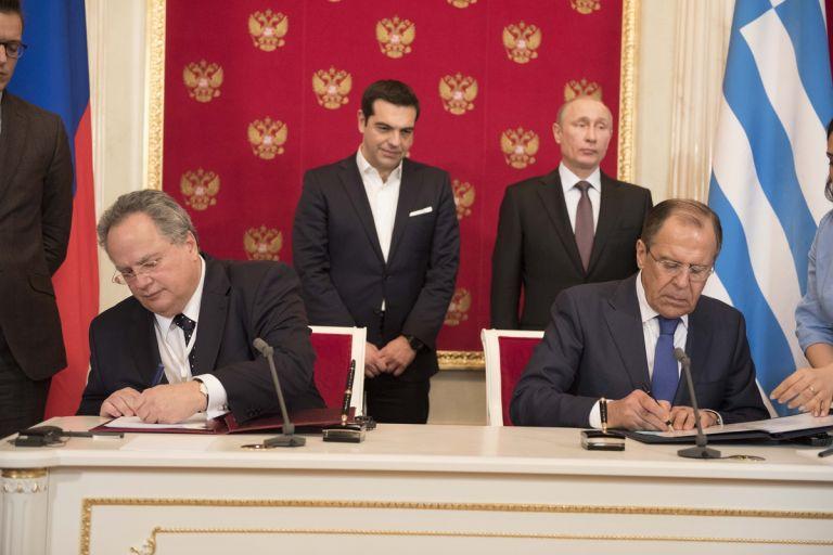 Ελλάδα – Ρωσία: Προσπάθεια αποκλιμάκωσης της έντασης | tovima.gr