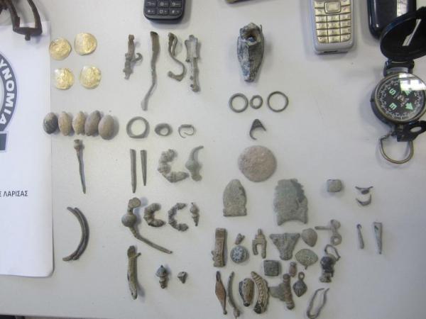 Εξαρθρώθηκε σπείρα αρχαιοκάπηλων | tovima.gr