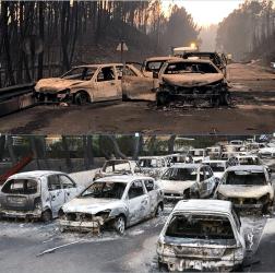 Μάτι και Πετρογκάο : Δύο τραγωδίες με ομοιότητες και σημαντικές διαφορές | tovima.gr