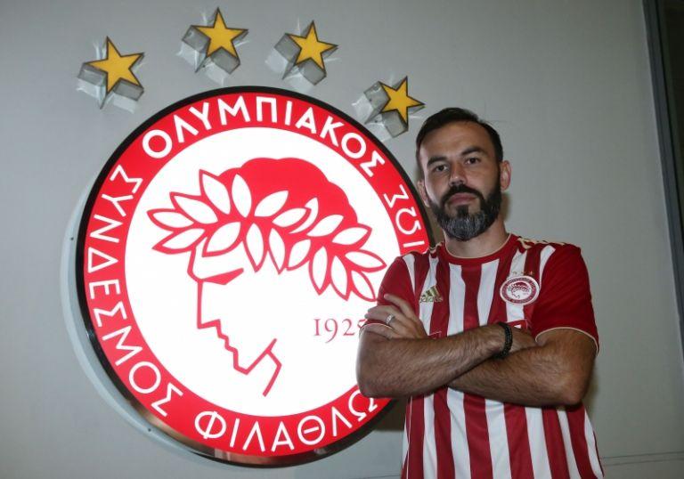 Υπέγραψε στον Ολυμπιακό ο Νάτχο | tovima.gr