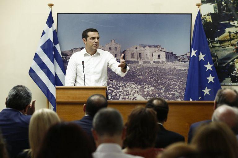 Τσίπρας: Κατεδάφιση 3.200 αυθαιρέτων – Τίποτα δεν πρόκειται να κουκουλωθεί | tovima.gr