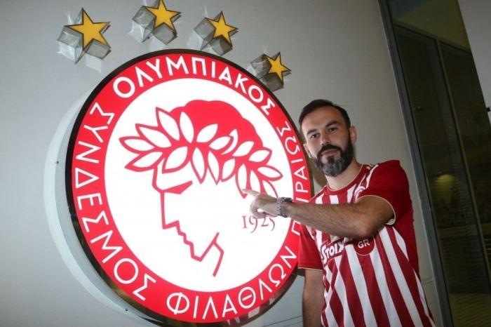 Νάτχο : Ο Ολυμπιακός έδειξε τη μεγαλύτερη επιθυμία για να με αποκτήσει | tovima.gr