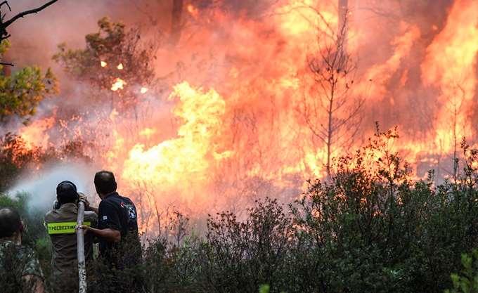 Τραγωδία στο Μάτι : Η λάθος «διαπίστωση» στον επιχειρησιακό σχεδιασμό της Πυροσβεστικής | tovima.gr