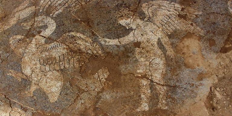 Στο φως ψηφιδωτό από τον 4ο π.Χ. αιώνα στην Αρτα | tovima.gr