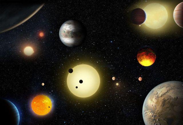 Ανακαλύφθηκαν 44 νέοι εξωπλανήτες | tovima.gr