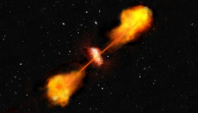 Ανακαλύφθηκε ο πιο μακρινός ραδιογαλαξίας | tovima.gr