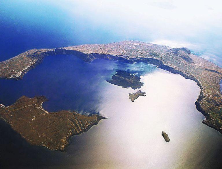 Σεισμός 4,1 βαθμών ανατολικά της Σαντορίνης | tovima.gr