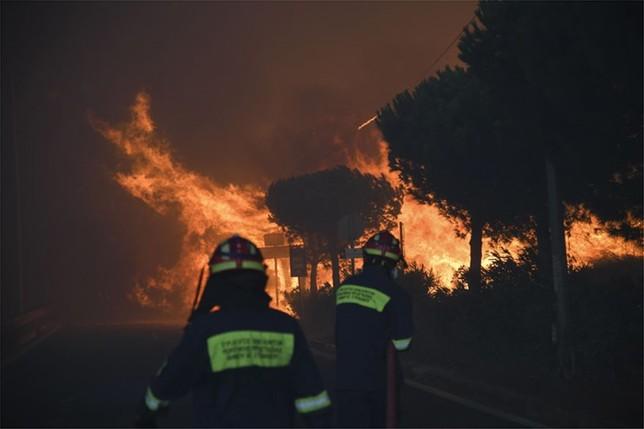 Φωτιά στο Μάτι : Επιβεβαιώνεται η πρόκληση πυρκαγιάς από αμέλεια   tovima.gr