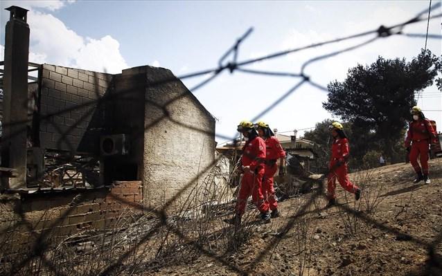 Στους 93 οι νεκροί από την πυρκαγιά στο Μάτι – Υπέκυψε 78χρονη | tovima.gr