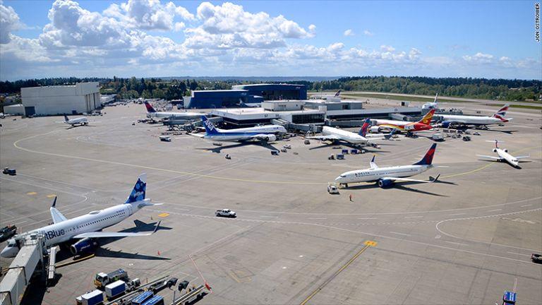 Σιάτλ : Υπάλληλος αεροπορικής εταιρείας «έκλεψε» αεροσκάφος – Συνετρίβη στη θάλασσα | tovima.gr
