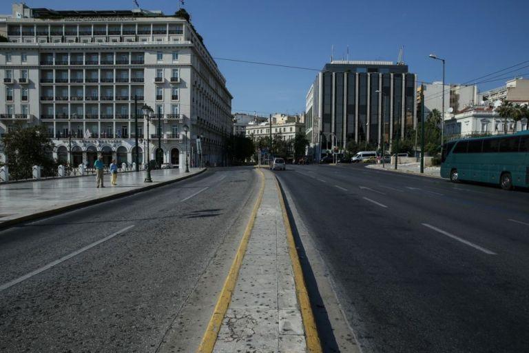 Πόλη – φάντασμα η Αθήνα τον Δεκαπενταύγουστο | tovima.gr
