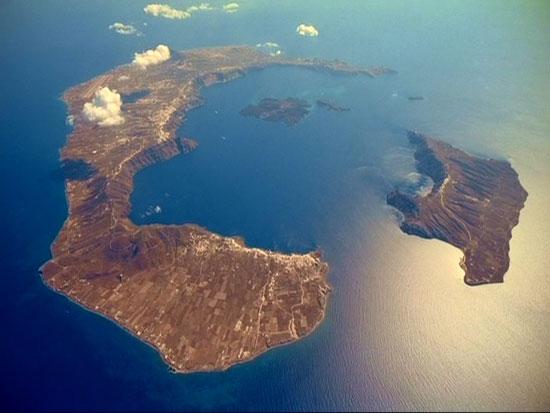 Νέα έρευνα: Πιο πρόσφατη η μινωική έκρηξη του ηφαιστείου της Σαντορίνης | tovima.gr