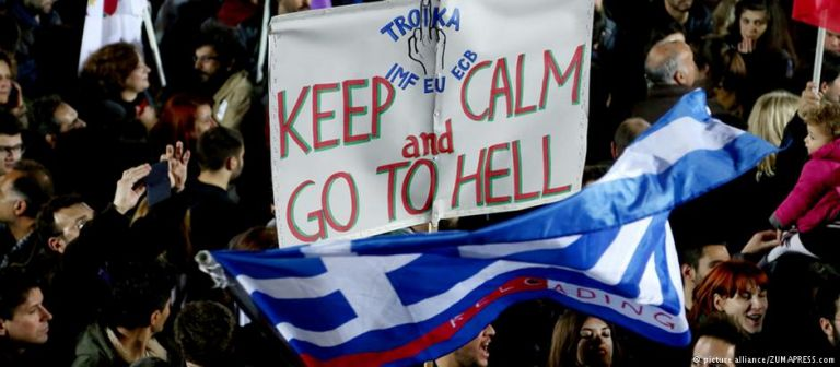DW: Το τέλος των μνημονίων δεν προσφέρει πολλά στην οικονομία | tovima.gr