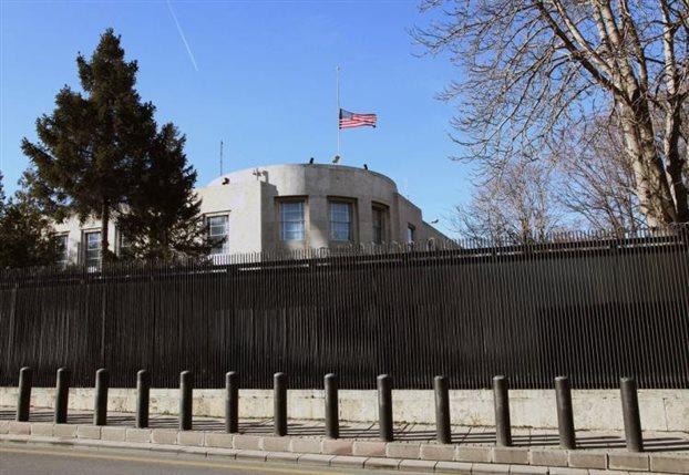 Αγκυρα : Προσπάθεια να προκληθεί χάος η επίθεση στην πρεσβεία των ΗΠΑ | tovima.gr