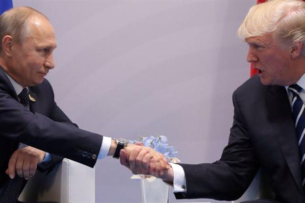 Κρεμλίνο: Ο Τραμπ δε αναφέρθηκε στους όρους για την άρση των κυρώσεων | tovima.gr