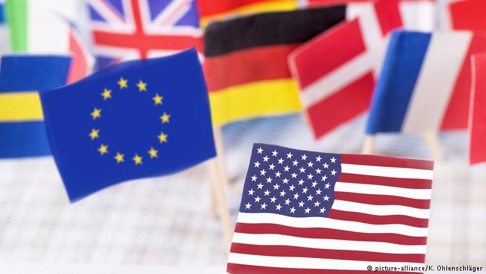 DW: Το Βερολίνο εισηγείται αλλαγή πλεύσης στις σχέσεις ΕΕ-ΗΠΑ | tovima.gr