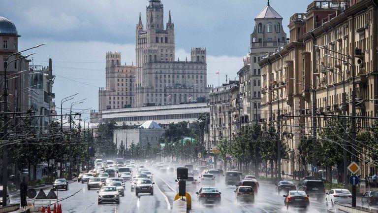 Ρωσία: Φωτιά στο κτήριο της Κεντρικής Τράπεζας | tovima.gr