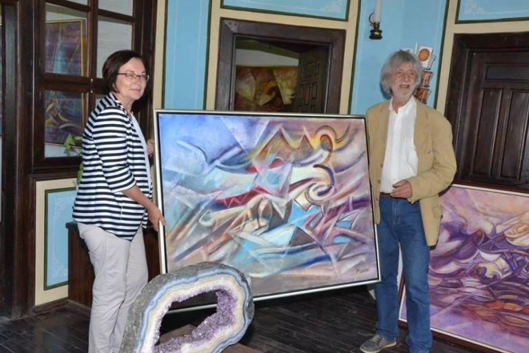 Έφυγε από τα ζωή ο ζωγράφος Νικόλα Μάνεφ   tovima.gr