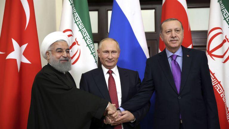 Τριμερής Μόσχας-Τεχεράνης-Άγκυρας στις 7 Σεπτεμβρίου στο Ιράν | tovima.gr