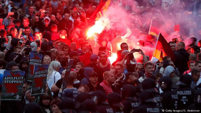 DW: Σαξονία, το προπύργιο της γερμανικής ακροδεξιάς | tovima.gr