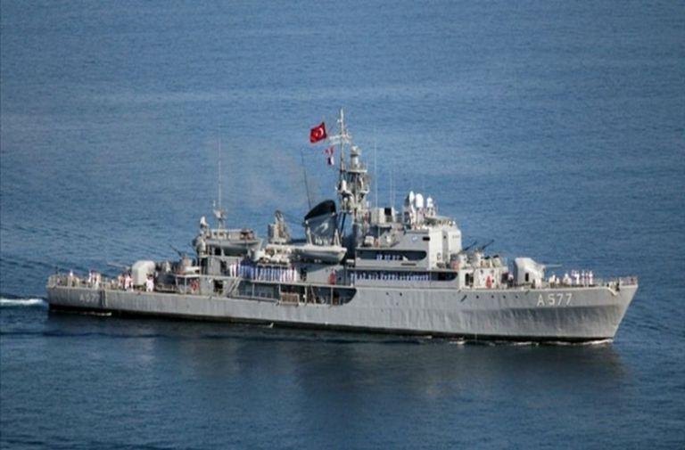 Τουρκικό πολεμικό πλοίο καταδίωξε κυπριακό ψαροκάικο | tovima.gr