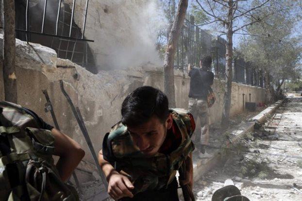 Συρία: Μαχητικά έπληξαν εκ νέου την Ιντλίμπ | tovima.gr