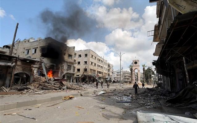 ΗΠΑ: Υπάρχουν στοιχεία ότι ο Ασαντ προετοιμάζει επίθεση με χημικά στην Ιντλίμπ | tovima.gr