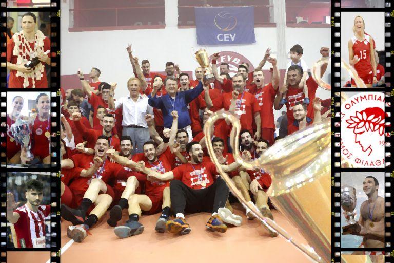 Βραβεύει τους πρωταθλητές του Ερασιτέχνη Ολυμπιακού το ΙΕΚ ΑΛΦΑ   tovima.gr