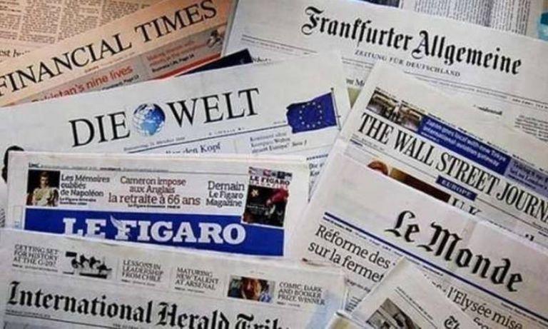 Εναγκαλισμό Τσίπρα με ΗΠΑ σε προεκλογικό σκηνικό βλέπουν τα διεθνή ΜΜΕ | tovima.gr
