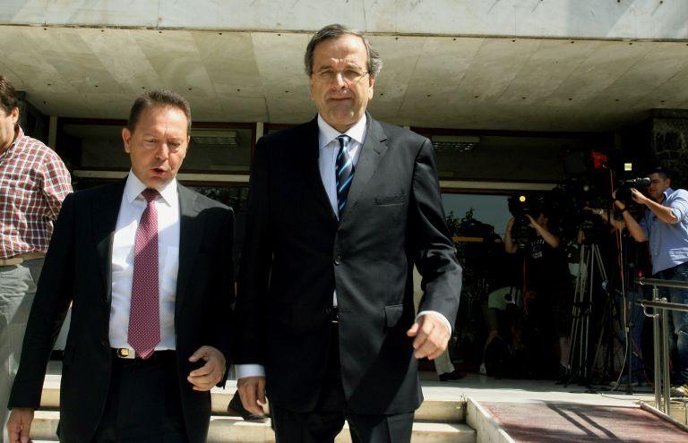 Κλείδωσαν μέτρα ύψους 11,5 δισ. ευρώ στη συνάντηση Σαμαρά – Στουρνάρα   tovima.gr