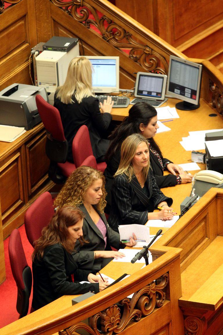 Σύνταξη στους υπαλλήλους της Βουλής όπως ισχύει και στα υπουργεία | tovima.gr