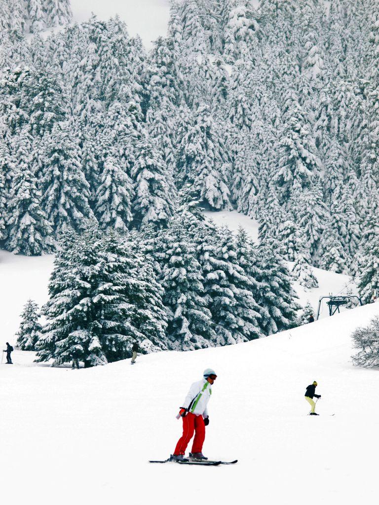Τόποι του χιόνιου: Λευκή μαγεία | tovima.gr