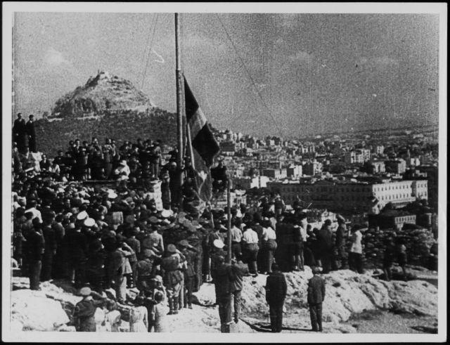 Την Κυριακή συμπληρώνονται 70 χρόνια από την απελευθέρωση της Αθήνας | tovima.gr