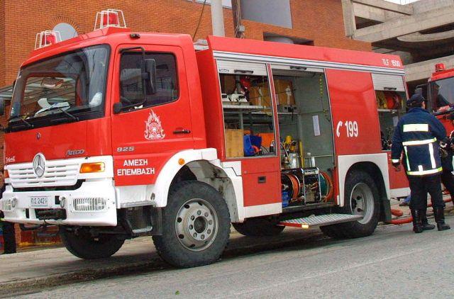 Κατασβέστηκε η πυρκαγιά σε εργαστήριο στου Ρέντη | tovima.gr