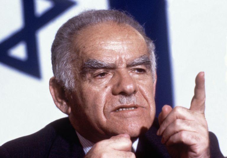 Ισραήλ: Πέθανε ο πρώην πρωθυπουργός Γιτζάκ Σαμίρ | tovima.gr