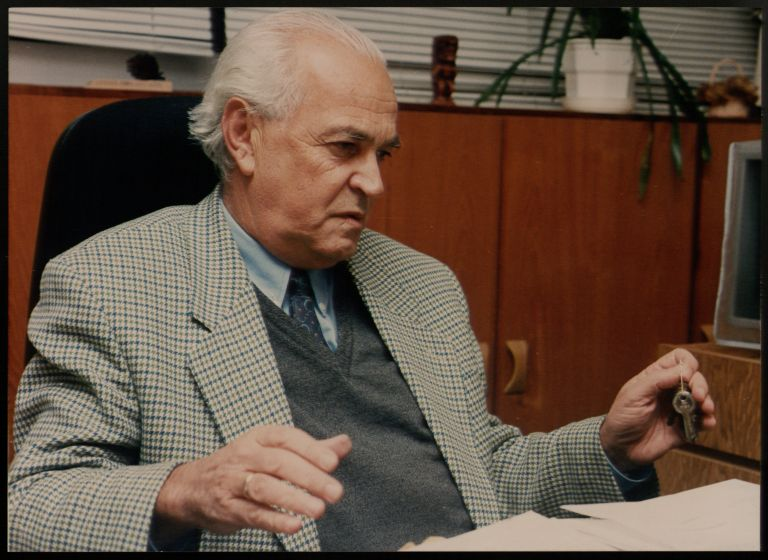 Πέθανε ο Π. Βακαλόπουλος πρώην δήμαρχος Ταύρου | tovima.gr