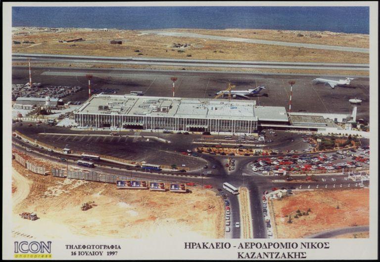 «Μπλακ άουτ» στο αεροδρόμιο του Ηρακλείου | tovima.gr