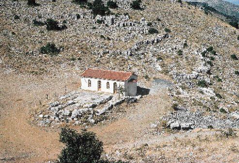 Ο ναός της Βίγλας και το «θεάρεστο» έργο της καταστροφής του | tovima.gr