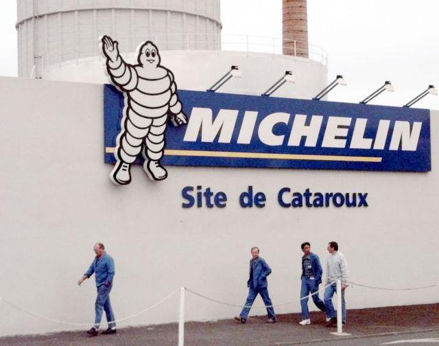 Κλείνει τρία εργοστάσια στην Ευρώπη η Michelin | tovima.gr
