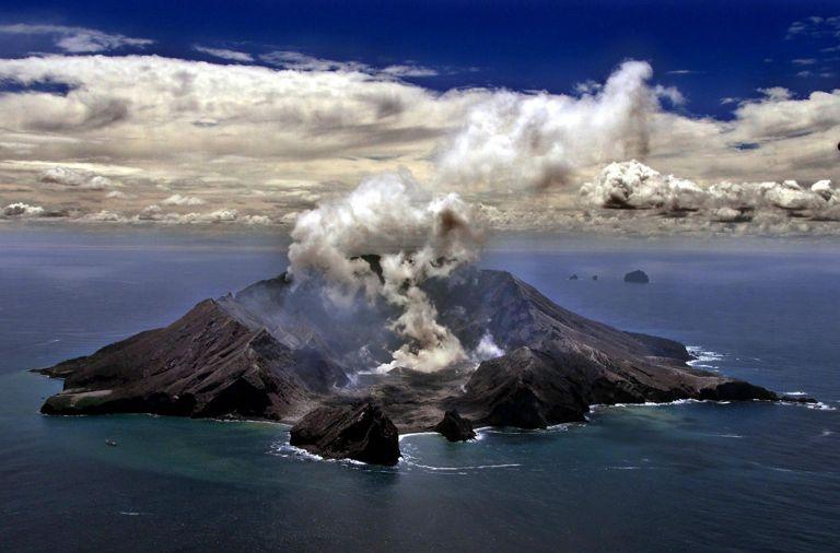 Νέα Ζηλανδία: Μακριά από τη… «Μόρντορ» γιατί μπορεί να εκραγεί | tovima.gr