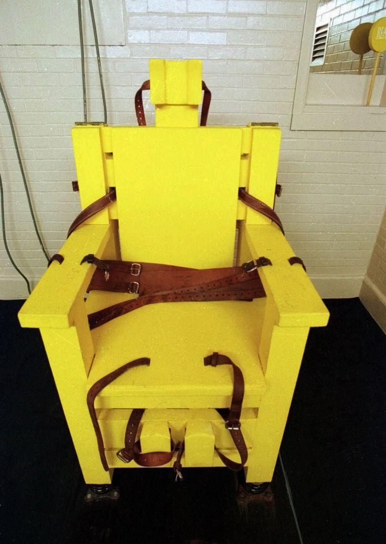 Το Τενεσί επαναφέρει την ηλεκτρική καρέκλα ως δεύτερη λύση   tovima.gr