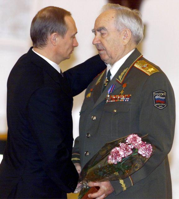 Πέθανε ο τελευταίος σοβιετικός μιλιταριστής | tovima.gr