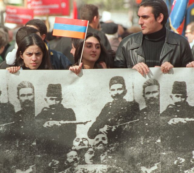 Χάικ Δεμογιάν: «Να διώκονται οι αρνητές της γενοκτονίας» | tovima.gr