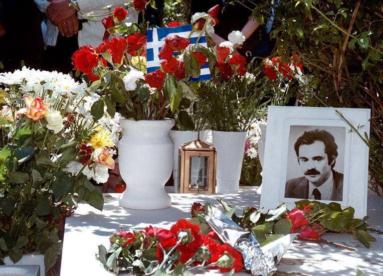 Μνημόσυνο για τα 36 χρόνια από τον θάνατο του Αλέκου Παναγούλη | tovima.gr