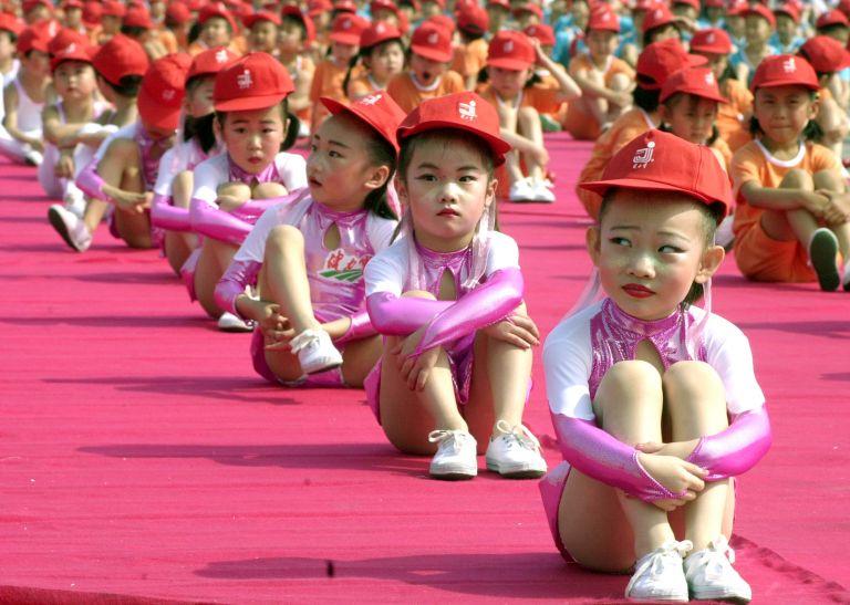 Οκτώ παιδιά τραυματίστηκαν σε παιδικό σταθμό στη Σανγκάη | tovima.gr