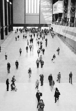 Το πείραμα της Tate Modern   tovima.gr