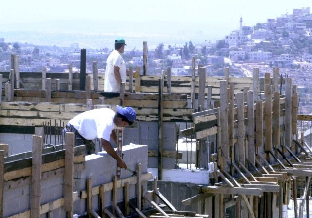 Αύξηση 10,2% της οικοδομικής δραστηριότητας τον Φεβρουάριο | tovima.gr
