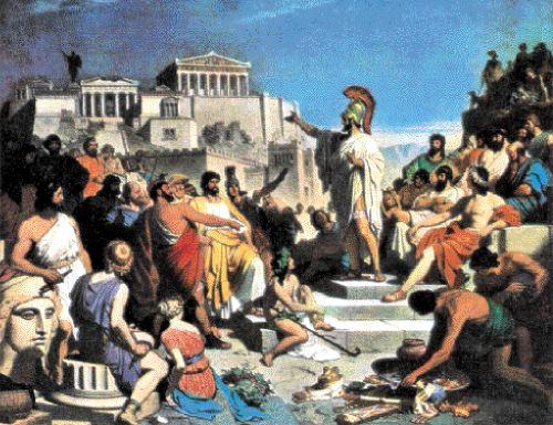 Το πολιτιστικό έλλειμμα της πολιτικής | tovima.gr