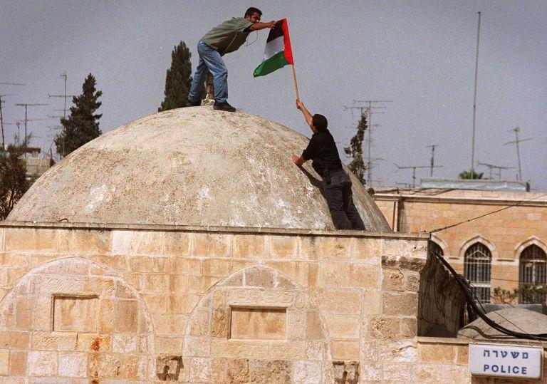 Ιερουσαλήμ: Ταραχές ισραηλινών – παλαιστινίων στο Ορος του Ναού | tovima.gr